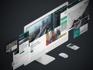 CreateTO Website on iPhone and Desktop